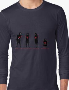 Black Knight - Monty Python Long Sleeve T-Shirt