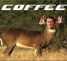 Reagan Deer by napalmnacho
