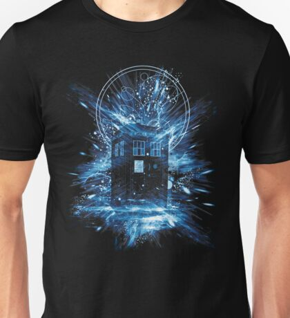 time storm Unisex T-Shirt