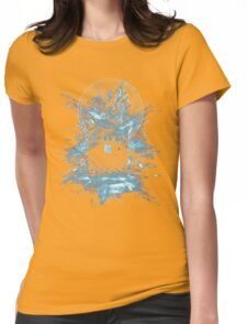 time storm Womens Fitted T-Shirt