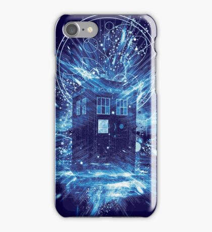 time storm iPhone Case/Skin