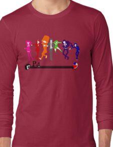 Persona 4!!! Long Sleeve T-Shirt
