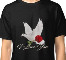 Peaceful Expression of Love Classic T-Shirt