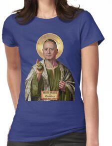 Saint Mattis of Quantico Womens Fitted T-Shirt