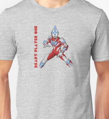 Ready Player One Ultra Man Unisex T-Shirt