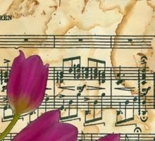 A Dutch Lullaby  Sticker