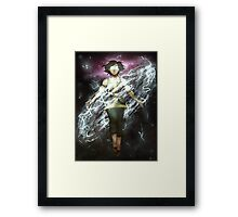 Korra - The Legend Framed Print