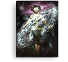 Korra - The Legend Canvas Print