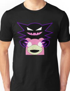 Haunter and Slowbro Unisex T-Shirt