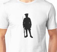 Military Silhouette Unisex T-Shirt