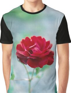 Little red rose Graphic T-Shirt