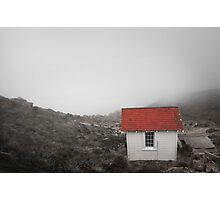 One Room in a Fog Photographic Print