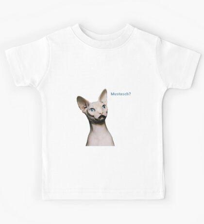 Naked Astro Cat - 8 Kids Tee