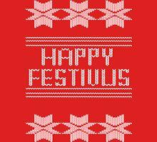 Happy Festivus! Unisex T-Shirt