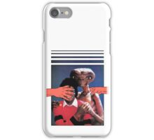 Micheal and ET iPhone Case/Skin