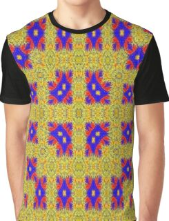 Abstract strange colorful pattern Graphic T-Shirt