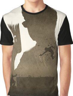 Secret Service (No Text) Graphic T-Shirt