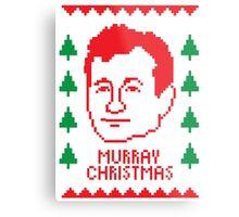 Murray Christmas Metal Print