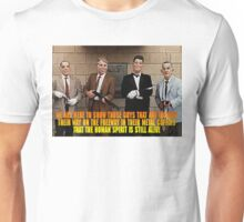 Dead Presidents Unisex T-Shirt