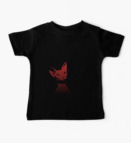 Naked Astro Cat - 2 Baby Tee