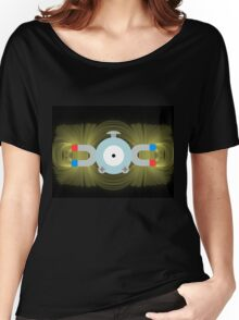 Magnemite Women's Relaxed Fit T-Shirt