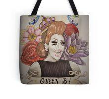 Drawing of Bianca Del Rio Tote Bag