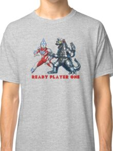 Ready Player One Mech Ultra Classic T-Shirt