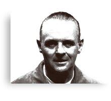 Hannibal Lecter 2 Canvas Print