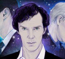 Sherlock - Dark Sticker