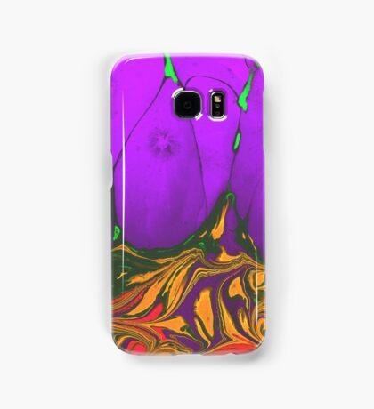 Psychedelic Lava  Samsung Galaxy Case/Skin