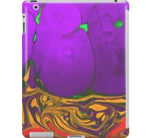 Psychedelic Lava  iPad Case/Skin