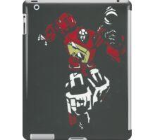 Blaster From Transformers Stencil Piece iPad Case/Skin