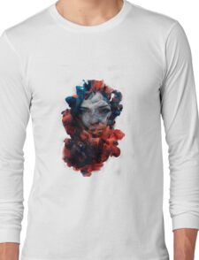 Ink girl Long Sleeve T-Shirt