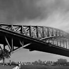 Sydney Harbour Bridge by Sue Wickham