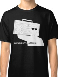 Wireless Music Classic T-Shirt