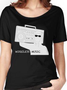 Wireless Music Women's Relaxed Fit T-Shirt
