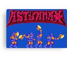 Astyanax (NES) Canvas Print