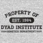 Property of Dyad by vonplatypus