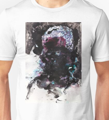 Tending to the forgetting as the lightbringer comes through Unisex T-Shirt