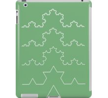 The Koch Curve iPad Case/Skin