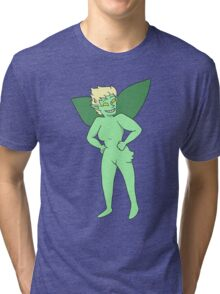 grass fairy Tri-blend T-Shirt