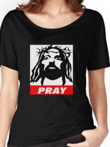 PRAY Women's Relaxed Fit T-Shirt
