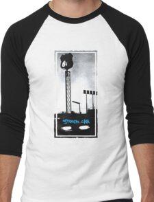 Stolen Car Bruce Springsteen Men's Baseball ¾ T-Shirt