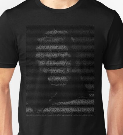 West Wing Andrew Jackson Big Block Of Cheese Unisex T-Shirt