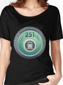 Glitch Achievement commuter mug Women's Relaxed Fit T-Shirt