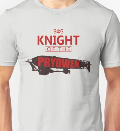 BOS Knight of the Prydwen Unisex T-Shirt