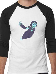 Cute Robot Girl Men's Baseball ¾ T-Shirt