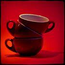 Three coffee cups 1x1 by andreisky