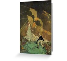 Mopsa the Fairy by Dorothy Lathrop Greeting Card