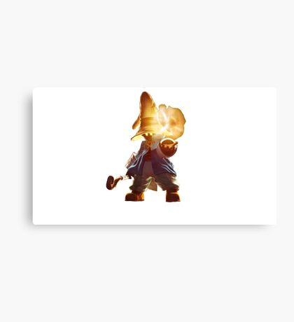 Vivi , Final Fantasy 9 Canvas Print